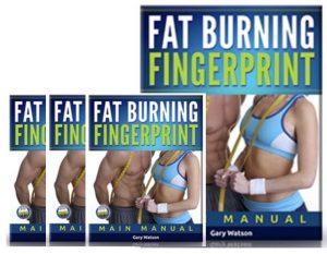 Fat Burning Fingerprint by Gary Watson