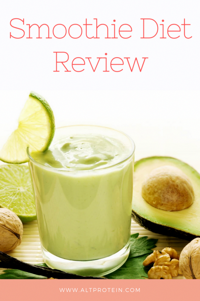 The Smoothie Diet Review (By Drew Sgoutas)
