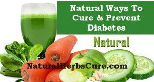 permanent cure for diabetes