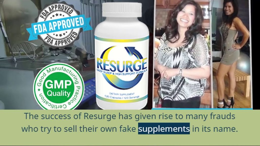 Resurge supplement ingredients