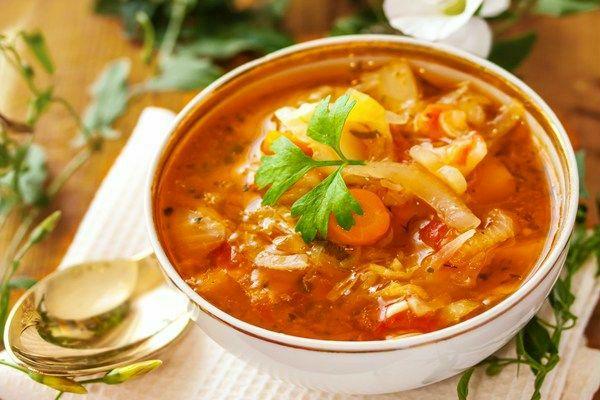 14-Day Rapid Soup Diet Program